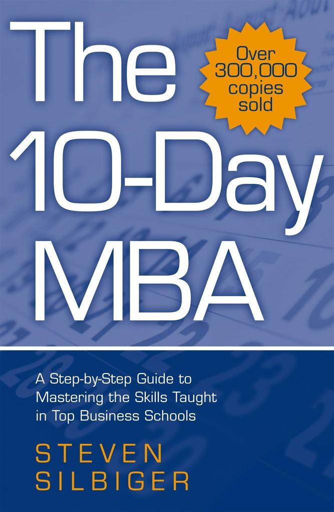 The 10-day MBA als Taschenbuch