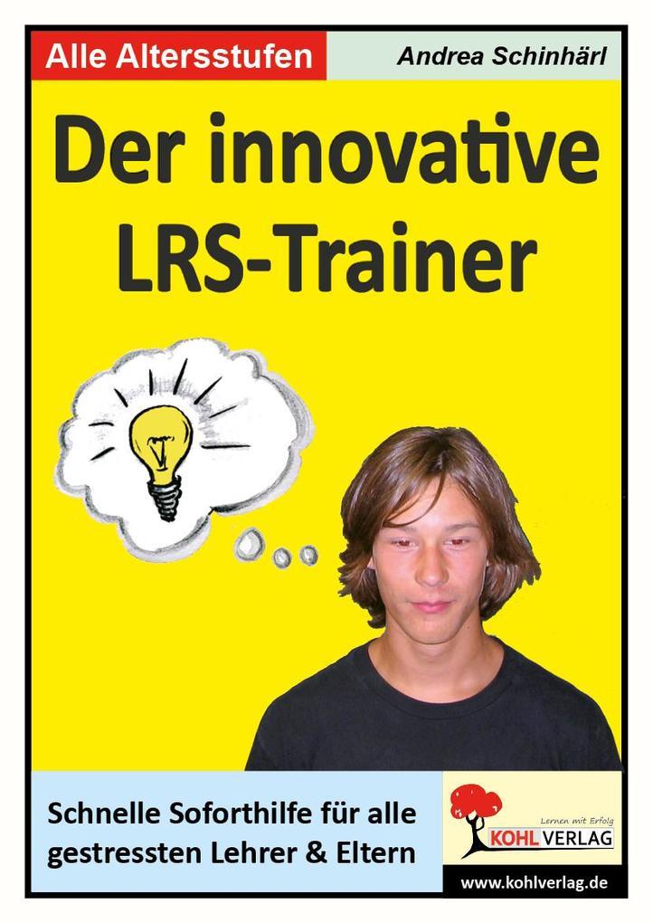 Der innovative LRS-Trainer als Buch von Andrea ...