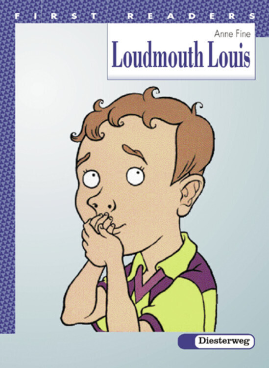 Loudmouth Louis als Buch