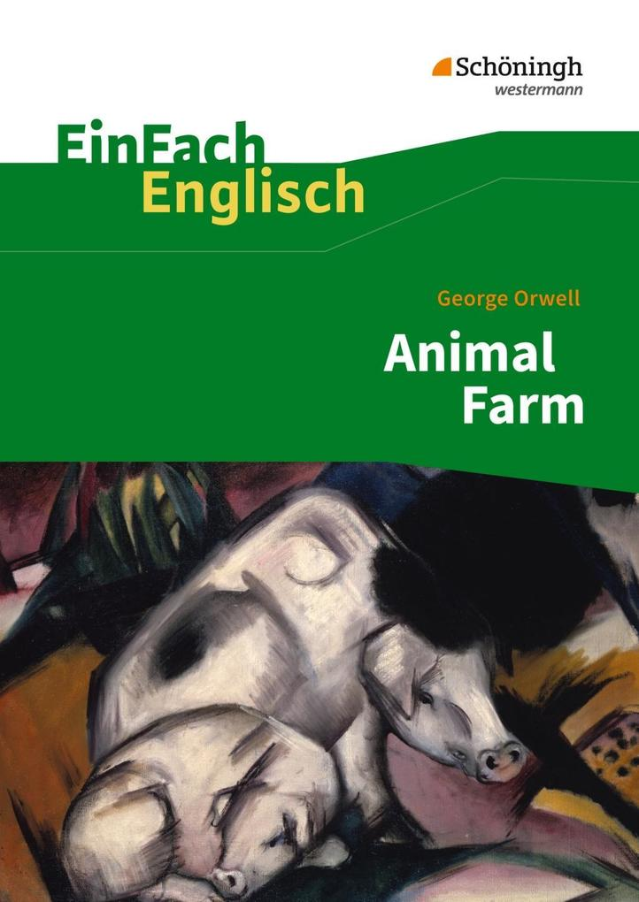 Animal Farm als Buch
