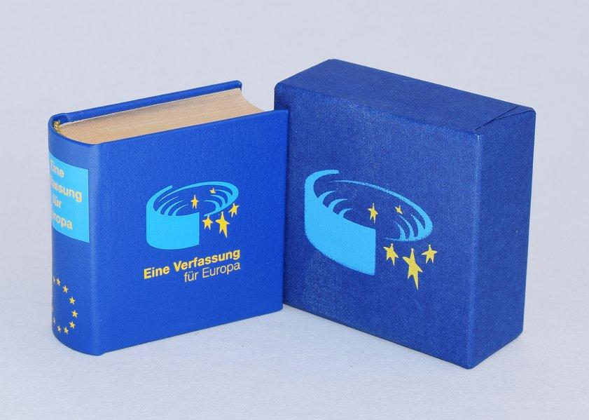 Verfassung für Europa als Buch