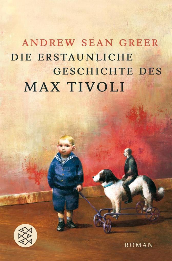 Die erstaunliche Geschichte des Max Tivoli als Taschenbuch