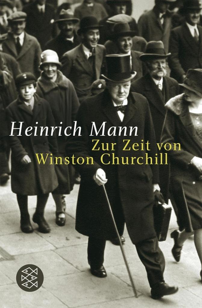 Zur Zeit von Winston Churchill als Taschenbuch
