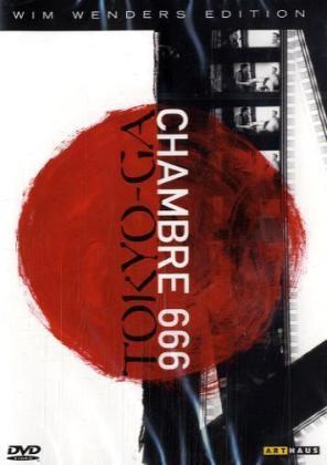 Tokyo-Ga & Chambre 666 als DVD