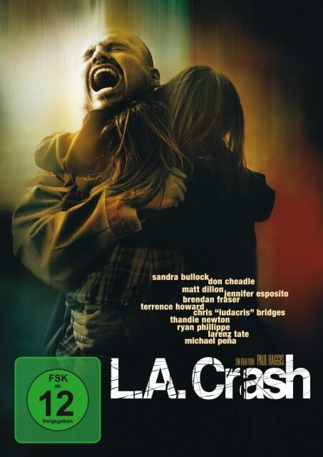 L.A. Crash als DVD