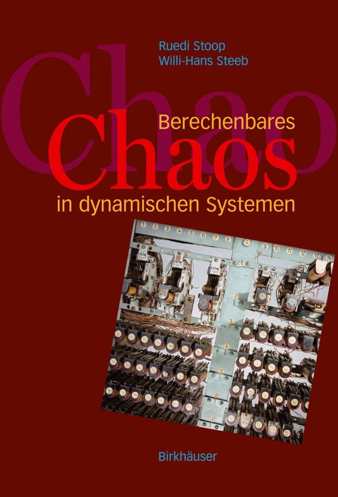 Berechenbares Chaos in dynamischen Systemen als Buch