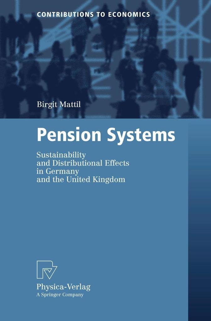 Pension Systems als Buch