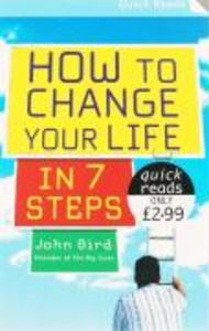 How to Change Your Life in 7 Steps als Taschenbuch