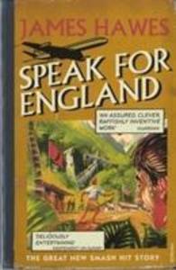 Speak For England als Taschenbuch
