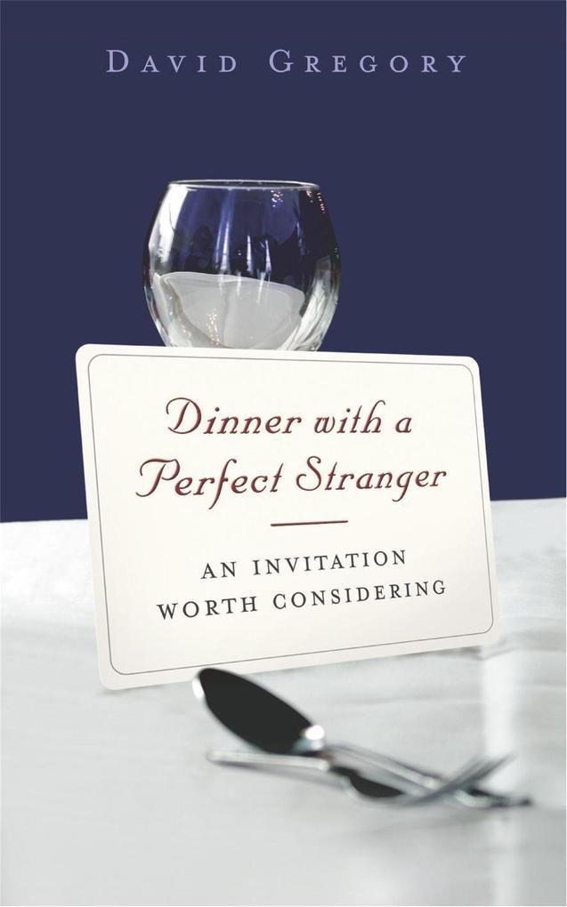 Dinner With A Perfect Stranger als Taschenbuch