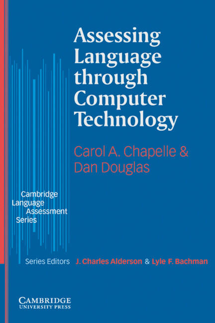 Assessing Language Through Computer Technology als Buch