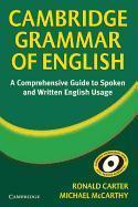 Cambridge Grammar of English: A Comprehensive Guide; Spoken and Written English Grammar and Usage als Buch