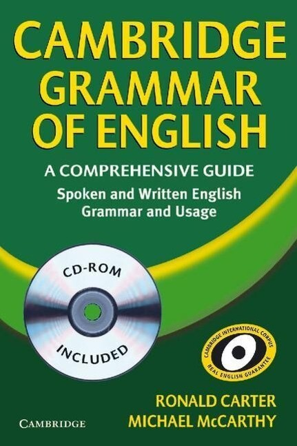 Cambridge Grammar of English Paperback with CD-ROM als Buch