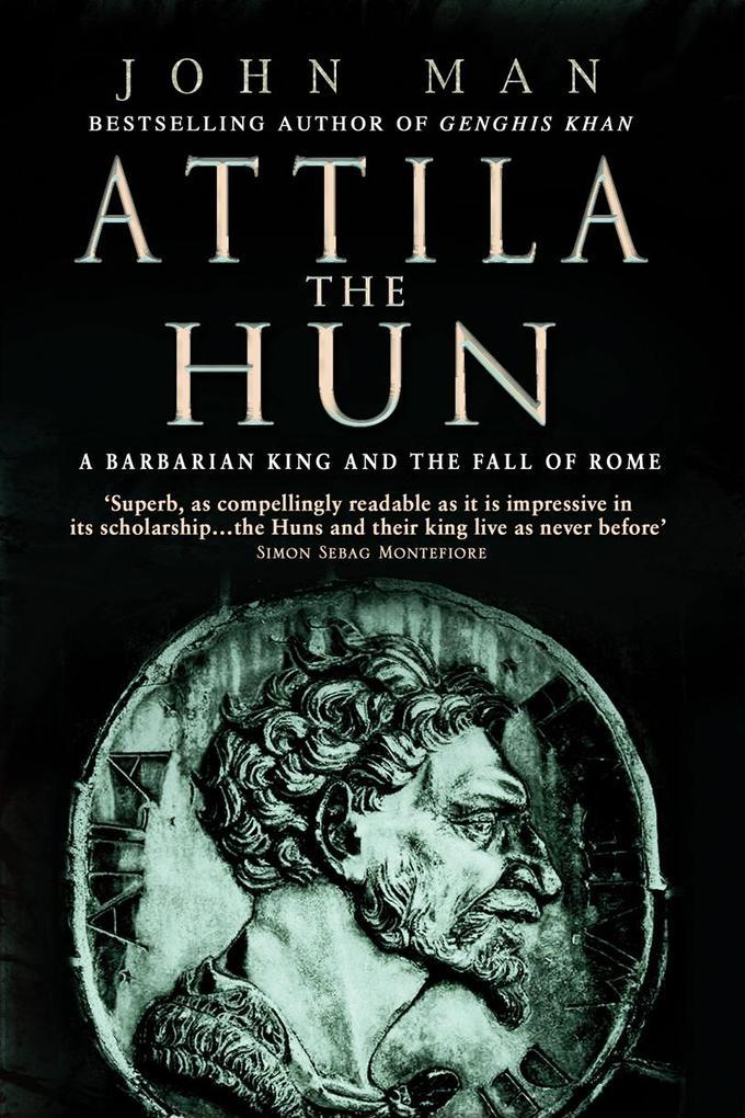 Attila The Hun als Taschenbuch