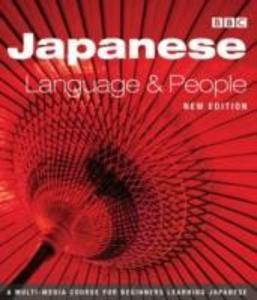 JAPANESE LANGUAGE AND PEOPLE COURSE BOOK (NEW EDITION) als Taschenbuch
