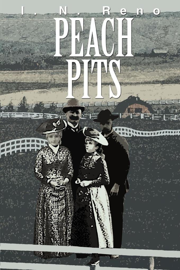 Peach Pits als Buch