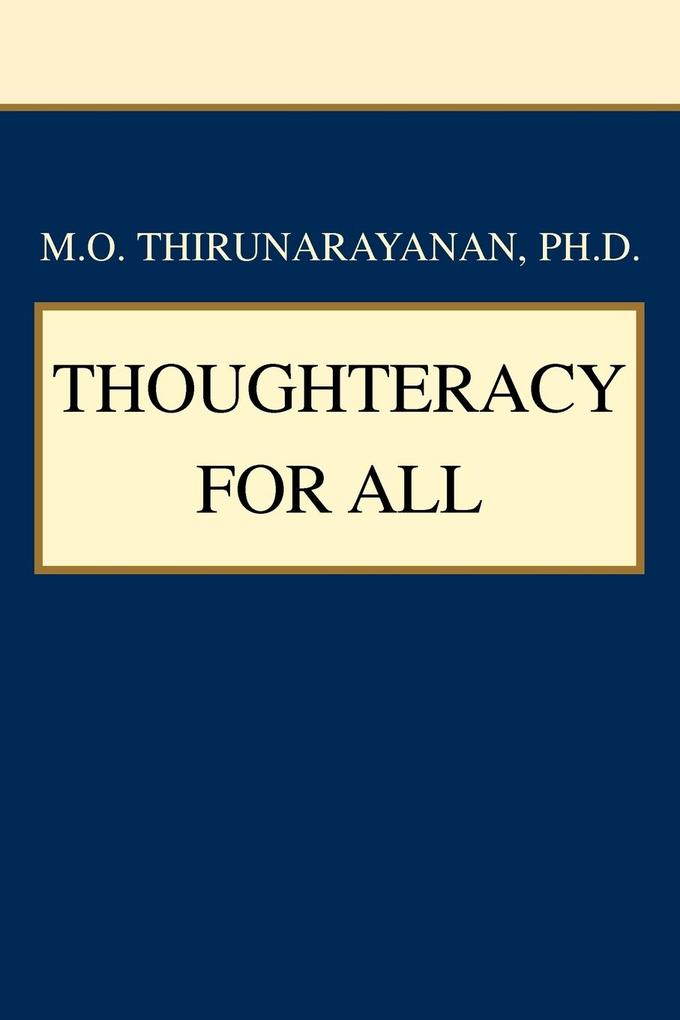 Thoughteracy for All als Taschenbuch