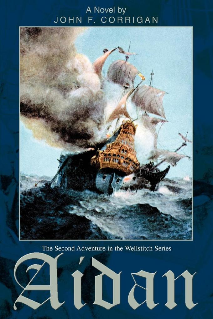 Aidan: The Second Adventure in the Wellstitch Series als Buch