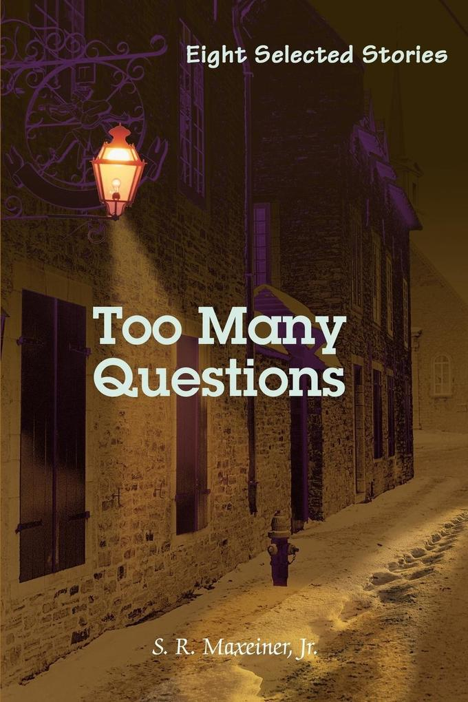 Too Many Questions: Eight Selected Stories als Taschenbuch