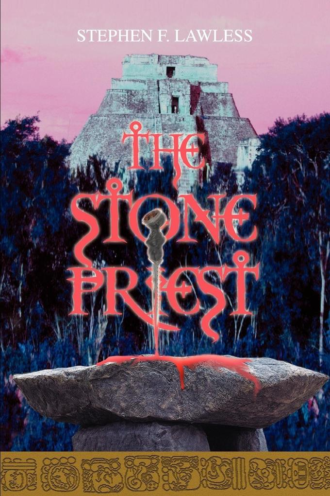 The Stone Priest als Buch