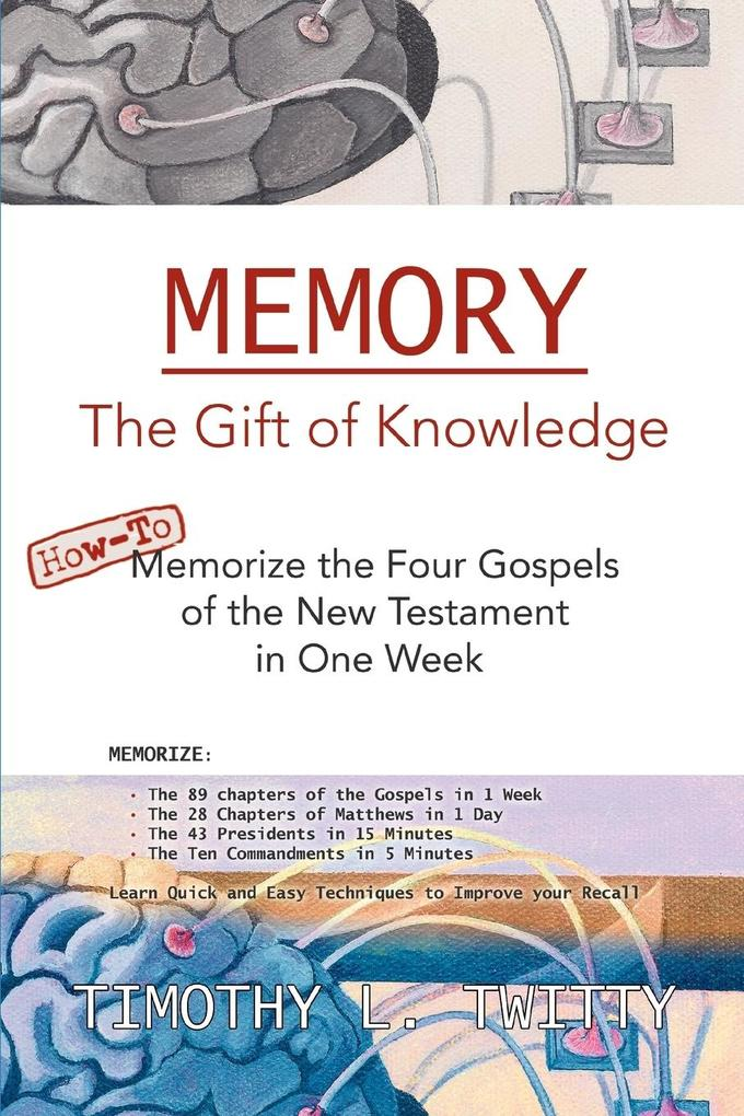 Memory: The Gift of Knowledge als Taschenbuch