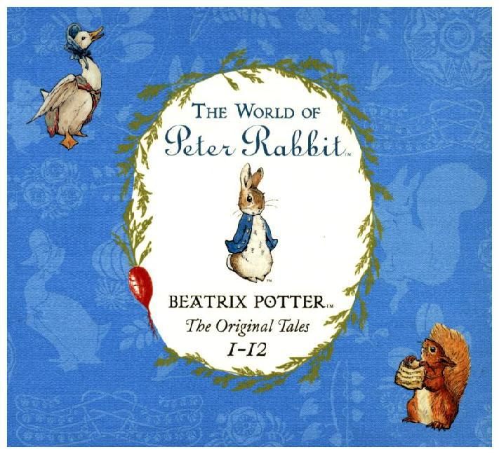 World of Peter Rabbit Giftbox (Tales 1-12) als Buch