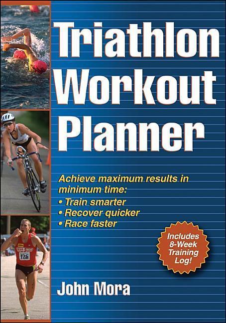 Triathlon Workout Planner als Taschenbuch