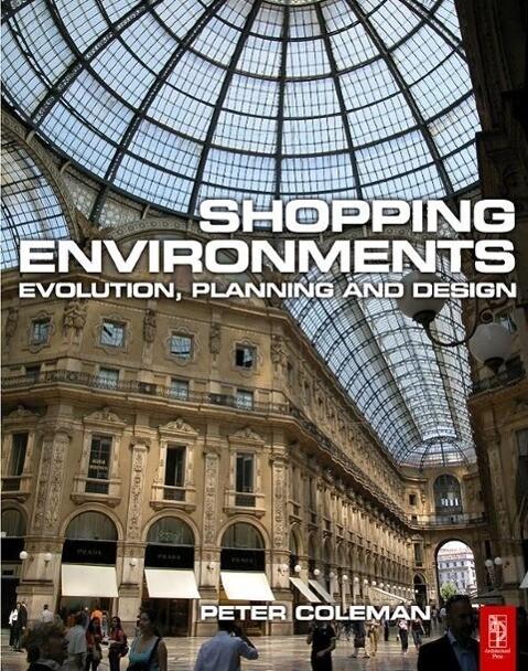 Shopping Environments als Buch