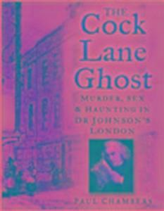 The Cock Lane Ghost als Buch