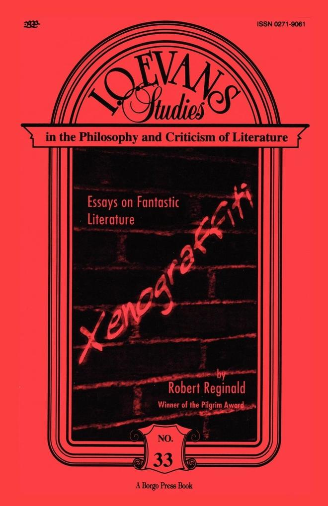 Xenograffiti als Taschenbuch
