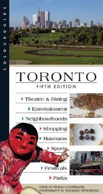 Toronto Colourguide: Fifth Edition als Taschenbuch