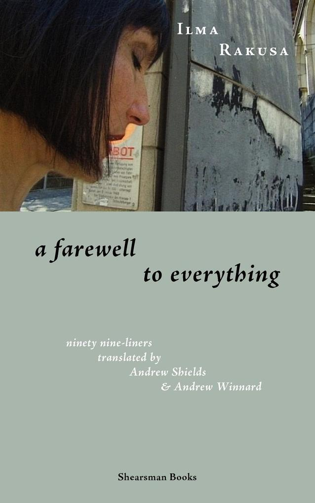 A Farewell to Everything als Buch