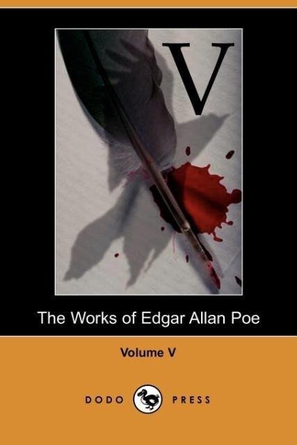 Works of Edgar Allan Poe - Volume 5 als Taschenbuch