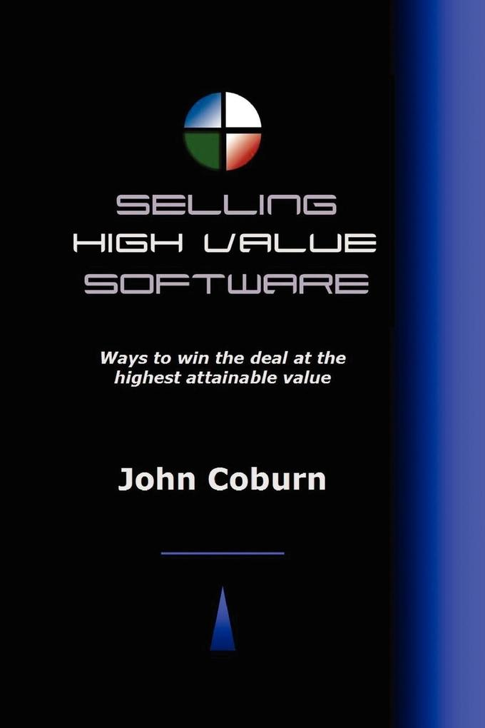 Selling High Value Software als Taschenbuch