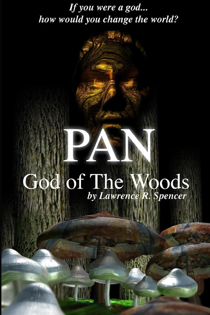Pan - God of the Woods als Buch