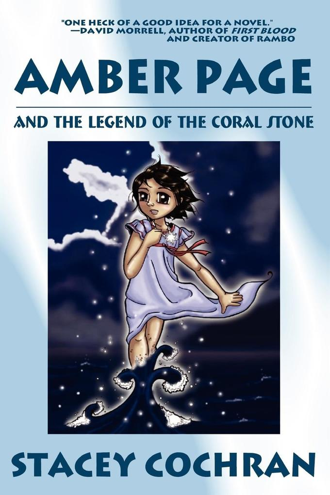Amber Page and the Legend of the Coral Stone als Taschenbuch