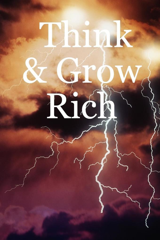 Think & Grow Rich als Taschenbuch