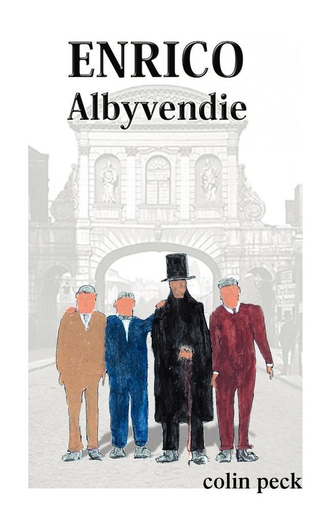 Enrico Albyvendie als Buch