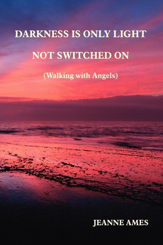 Darkness Is Only Light Not Switched on (Walking with Angels) als Taschenbuch