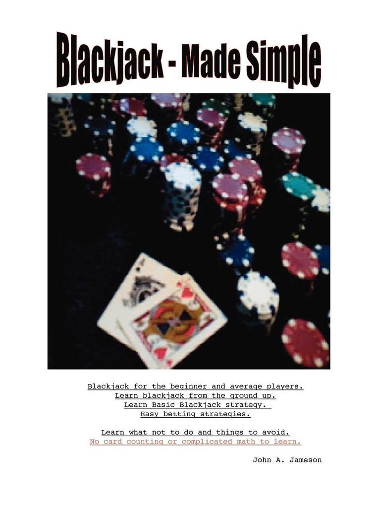 Blackjack - Made Simple als Taschenbuch