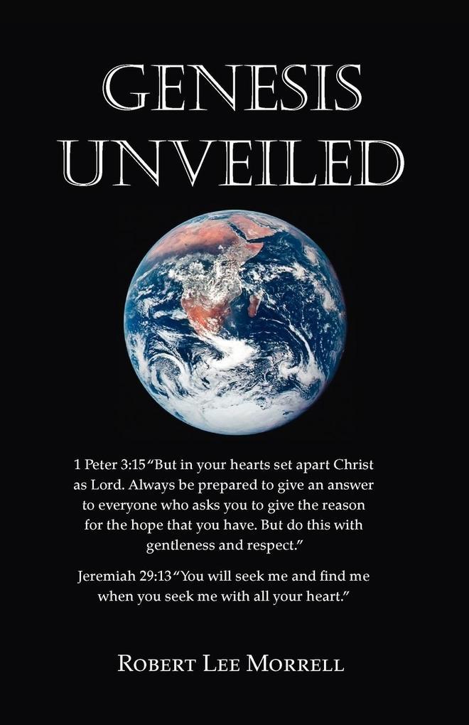 Genesis Unveiled als Taschenbuch