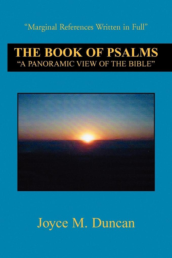 The Book of Psalms als Taschenbuch