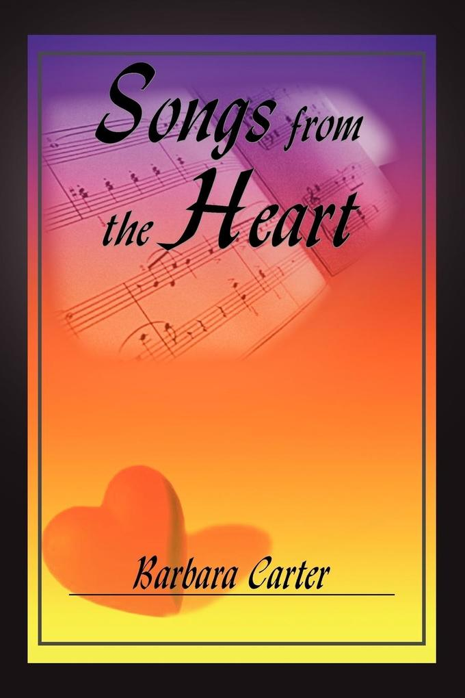 Songs from the Heart als Buch