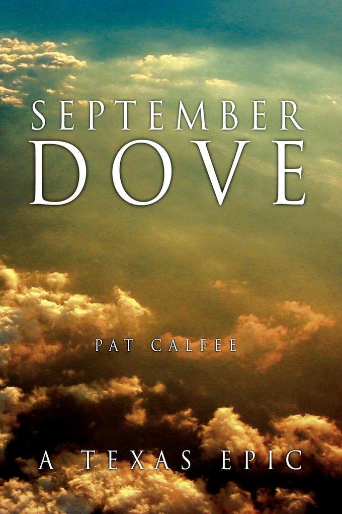 September Dove als Taschenbuch
