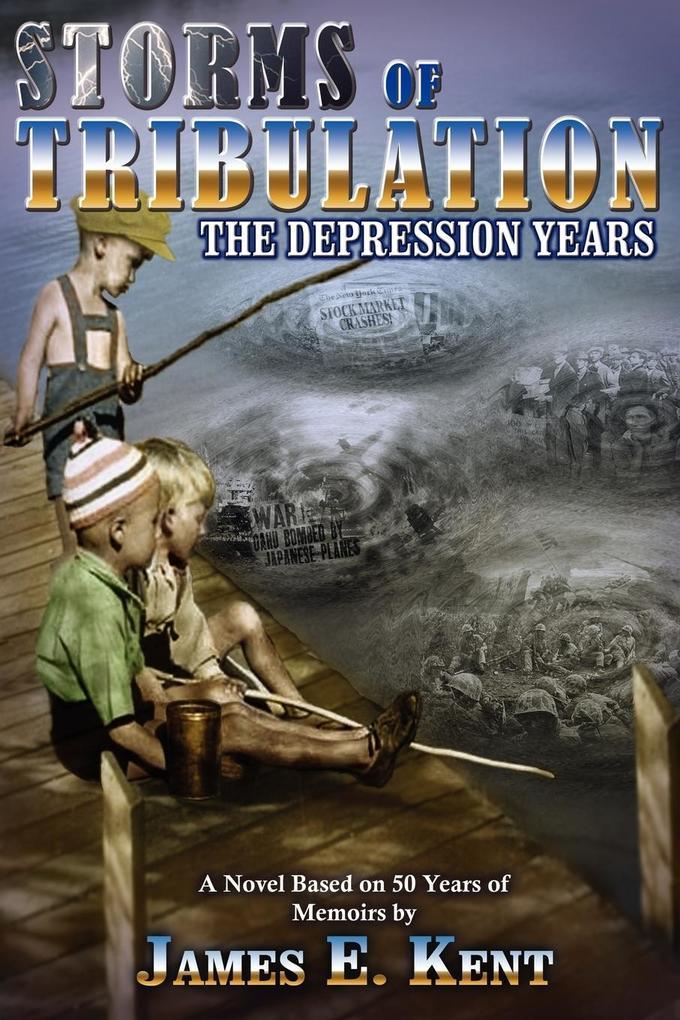Storms of Tribulation als Buch