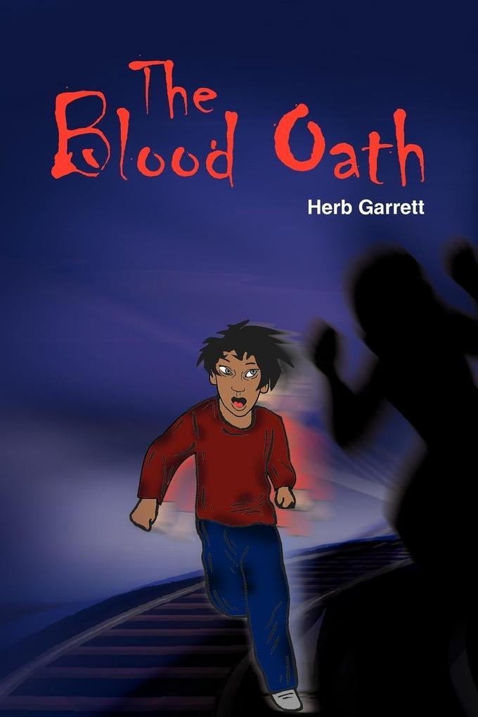 The Blood Oath als Taschenbuch