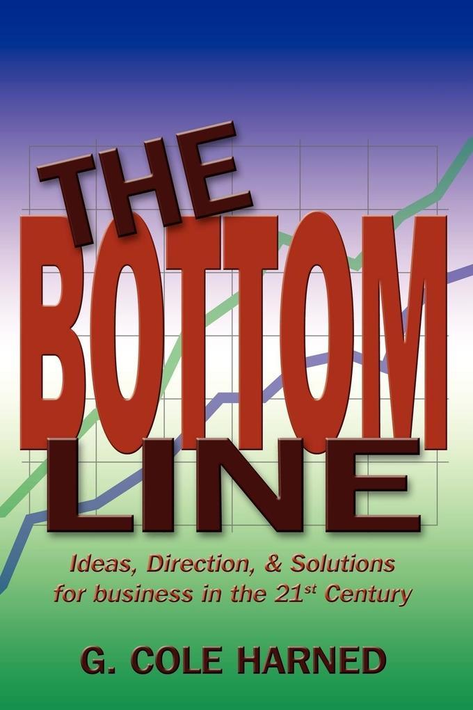 The Bottom Line als Taschenbuch