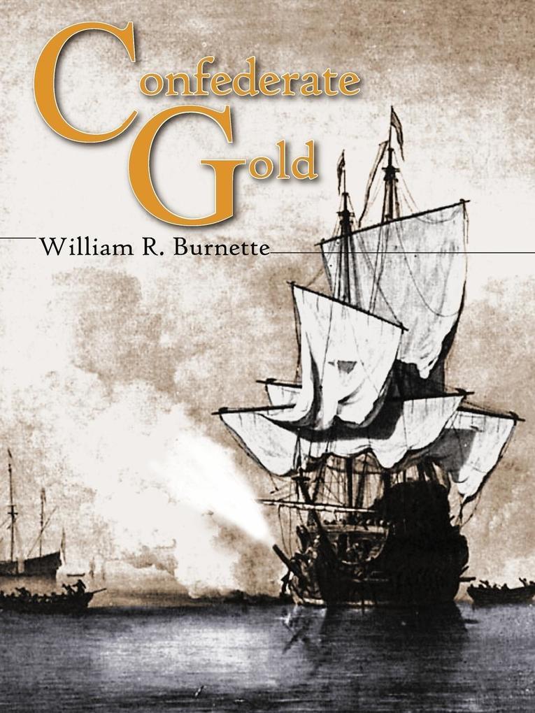 Confederate Gold als Taschenbuch