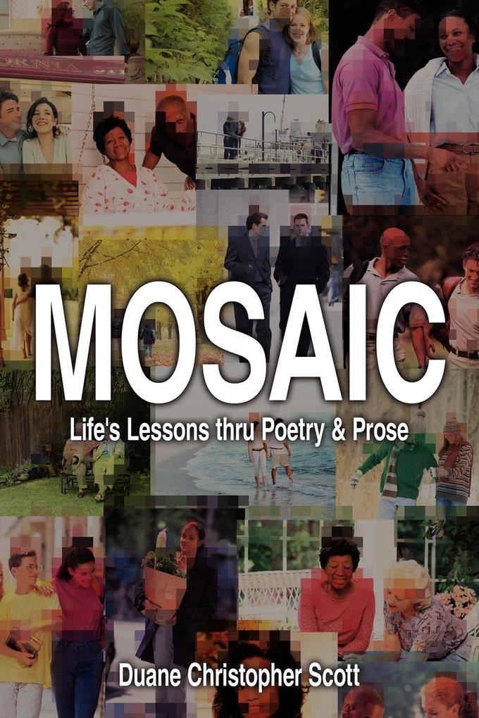 MOSAIC als Taschenbuch