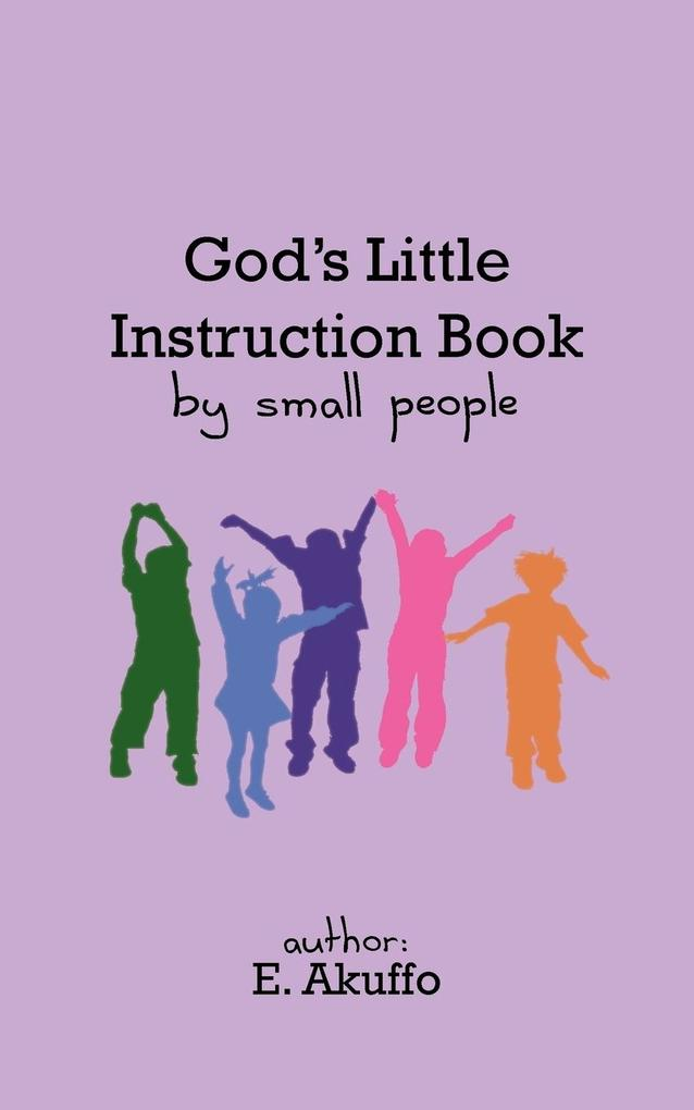 God's Little Instruction Book by Small People als Taschenbuch